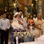 φωτογραφία βάπτισης