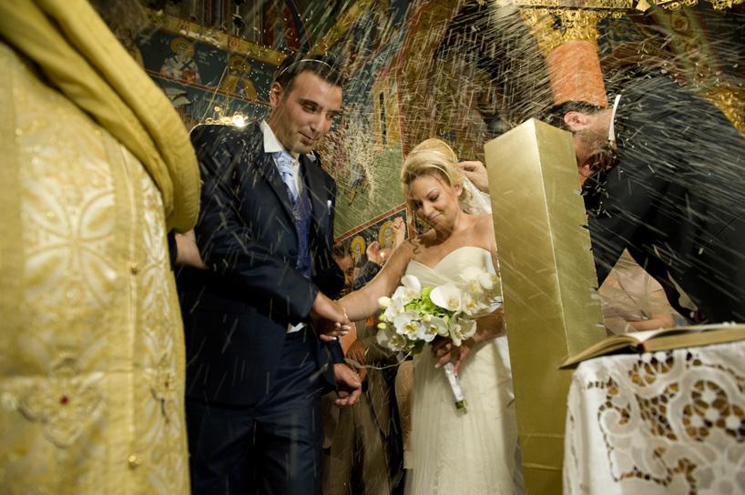 φωτογραφία γάμου - ζευγάρι