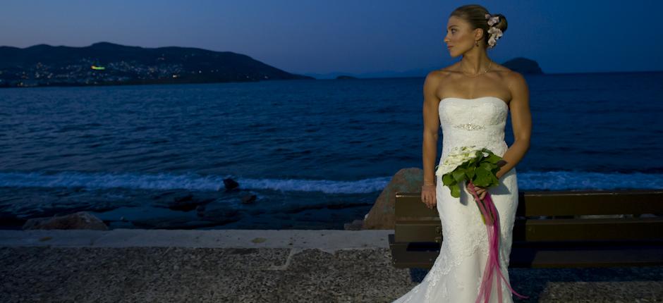 φωτογραφία νύφης