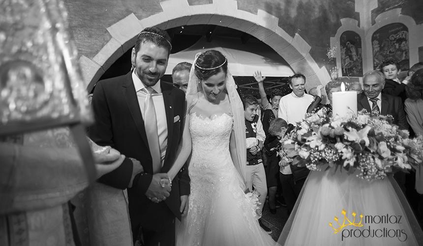 Φωτογράφηση γάμου στο Varibobi club