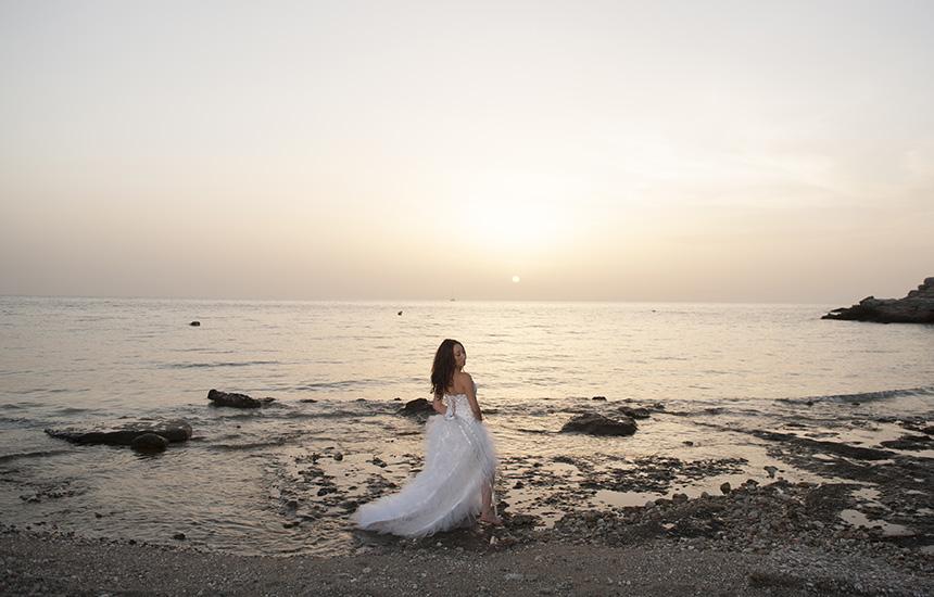 Φωτογράφος γάμου Ελένη Δόνα www.montaz.gr