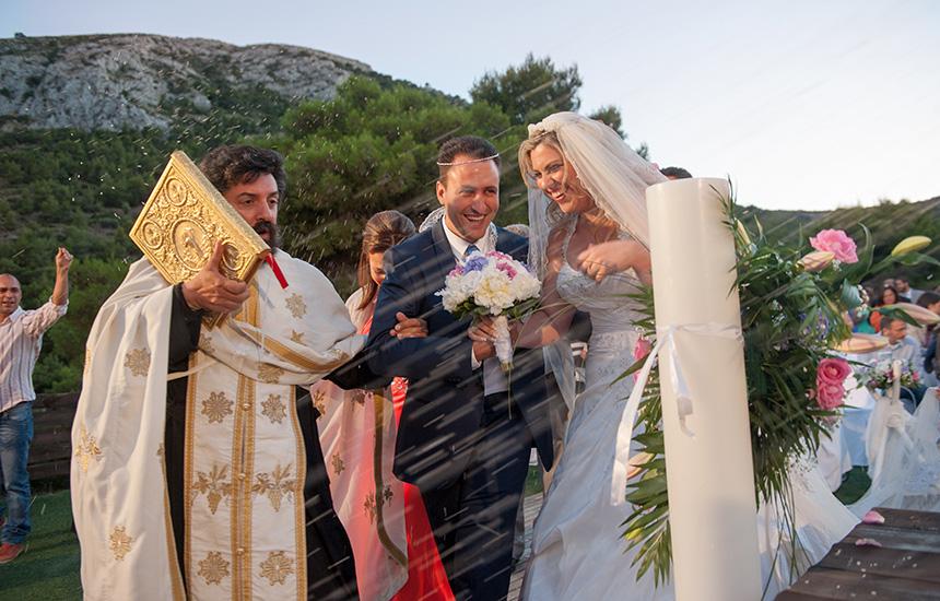 Φωτογράφηση γάμου κτήμα έπαυλις Κορωπί